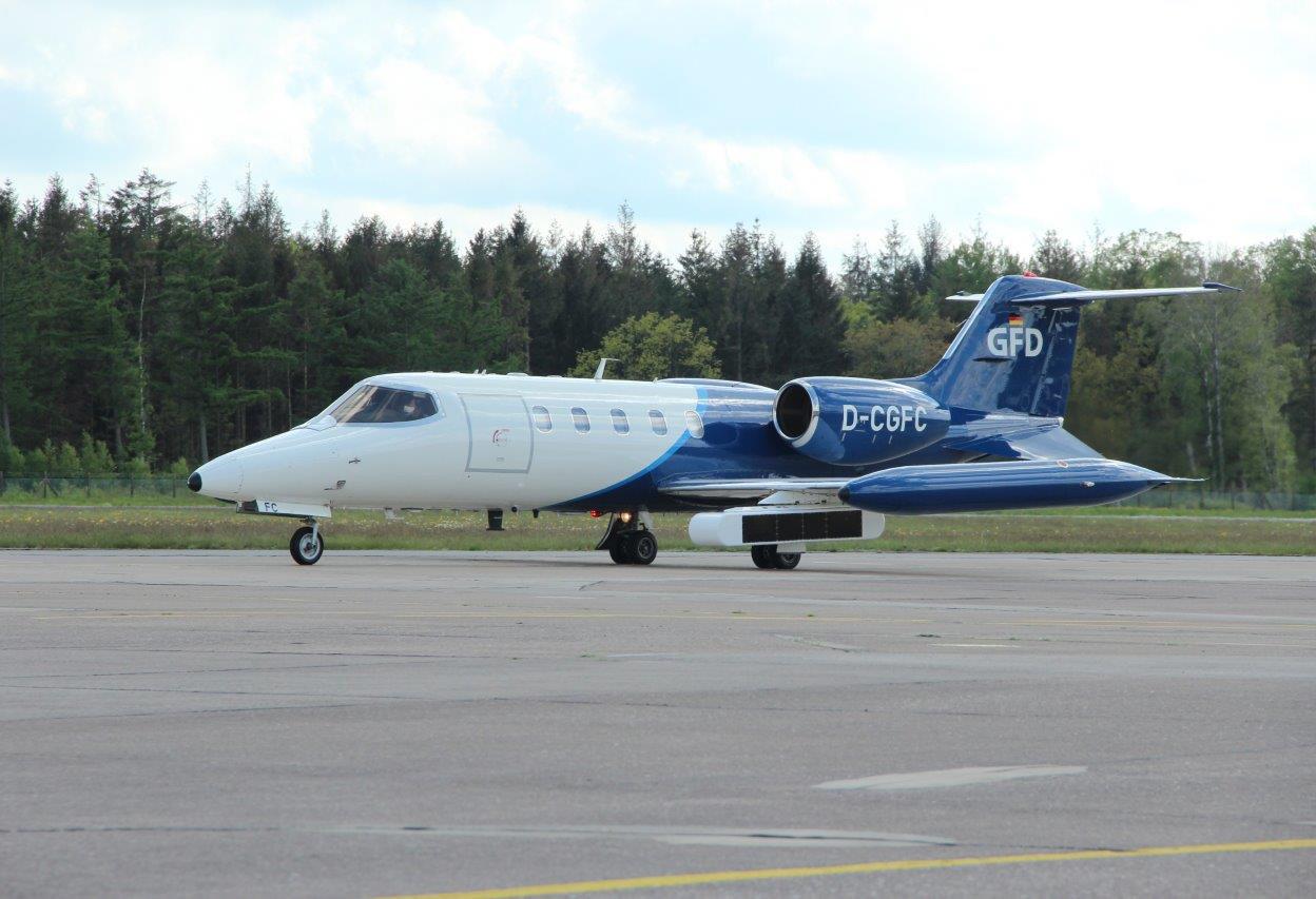 HENSOLDT Demonstrates Airborne Signal Intelligence (SIGINT) Capabilities