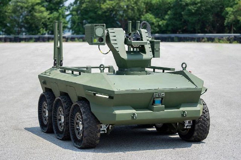 Hyundai Rotem's MPUGVs Delivered for Republic of Korea Army Test Operation