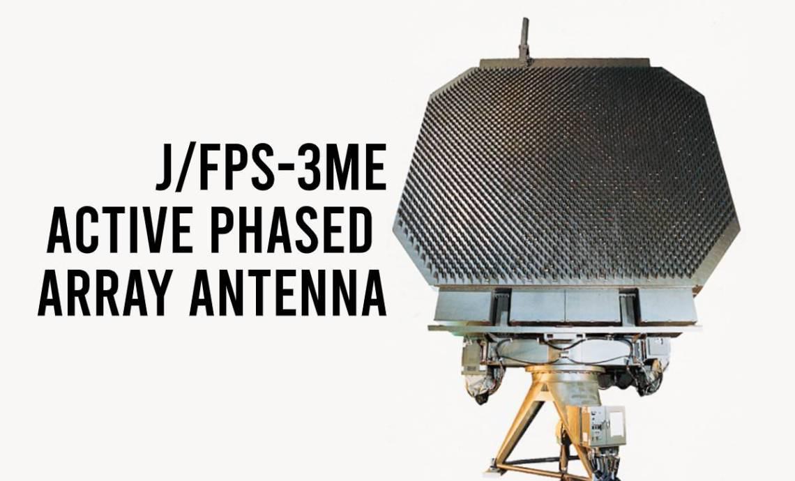 Mitsubishi Electric Corporation J/FPS-3 Defense Radar System