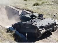 Kazakhstan Ministry of Defense Tests Turkish Tulpar Infantry Fighting Vehicle