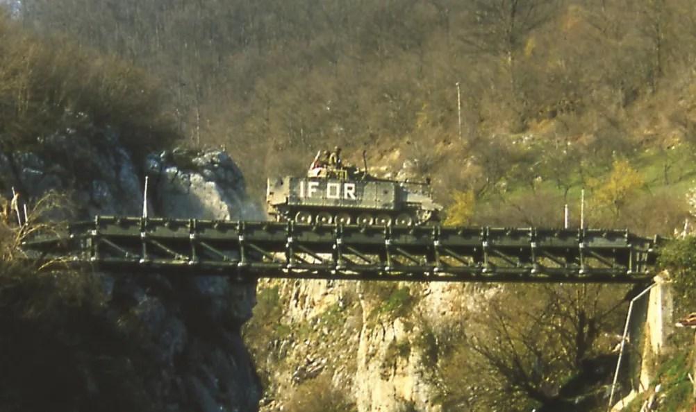 WFEL Medium Girder Bridge (MGB) Systems