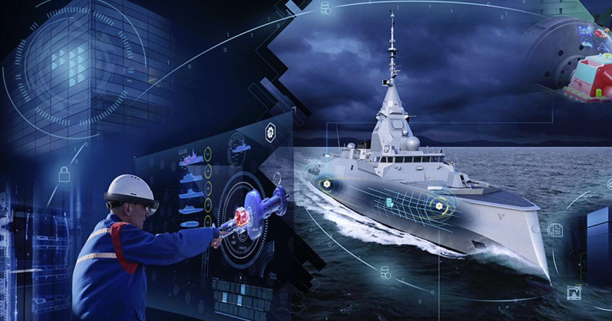 Naval Group and MBDA Join Forces to Develop New Remote Assistance Solutions