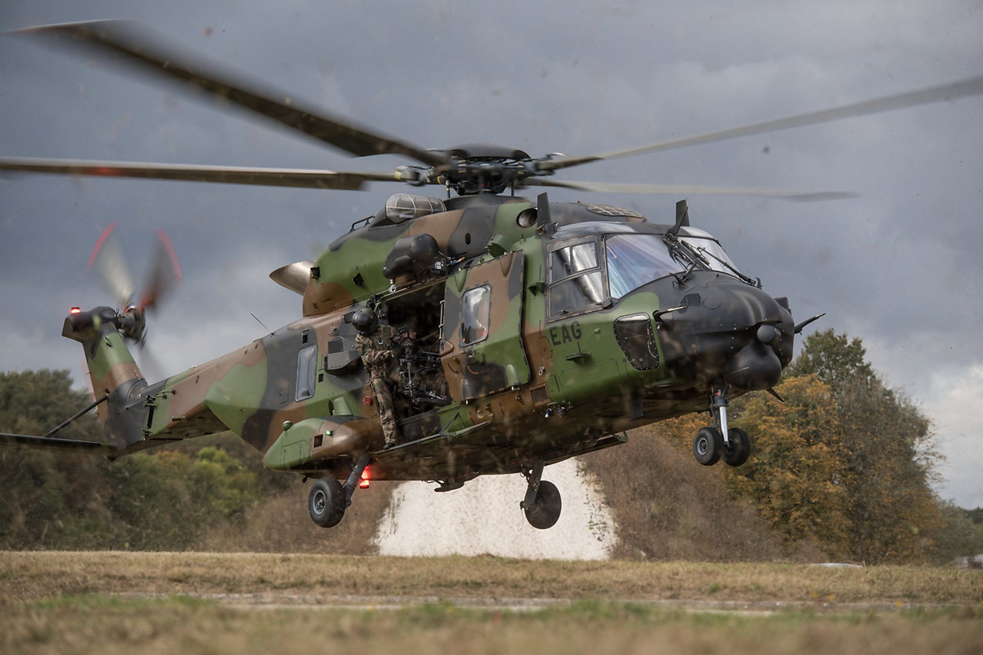 NHIndustries NH90 TTH (Tactical Transport Helicopter)