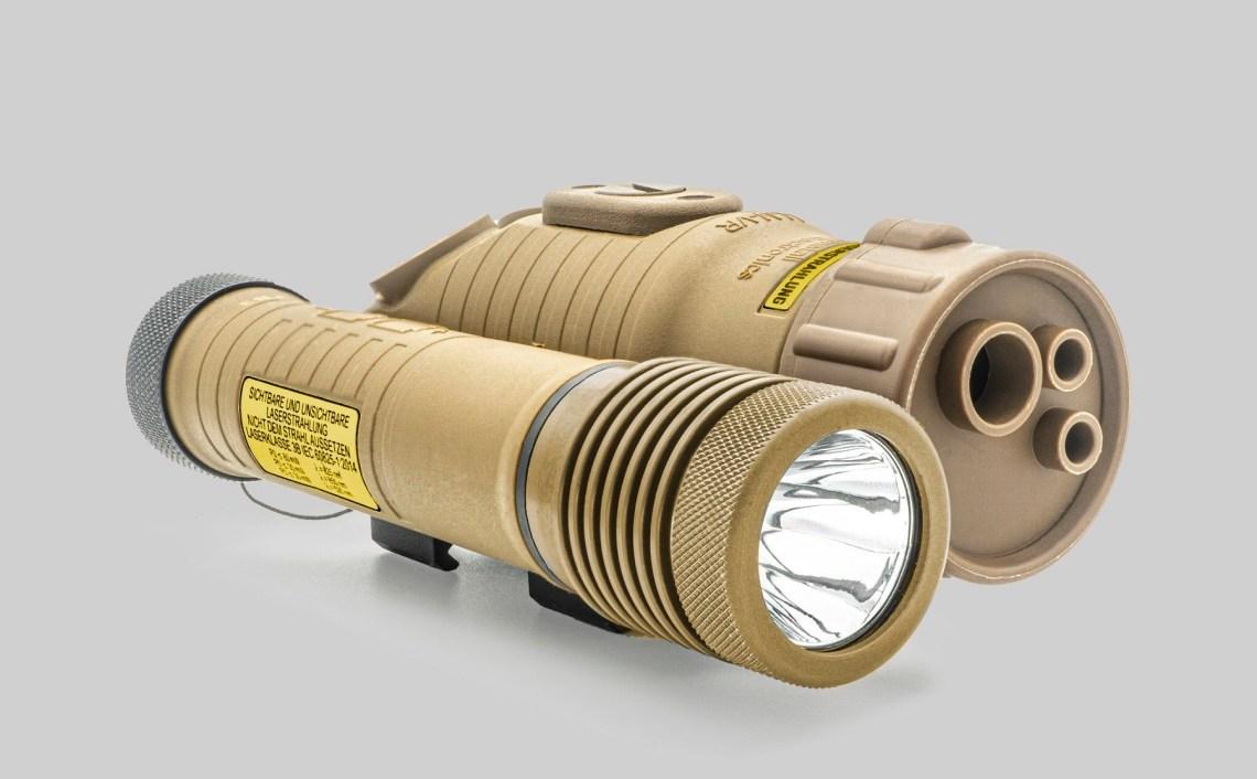 Rheinmetall's LLM-VarioRay laser light module