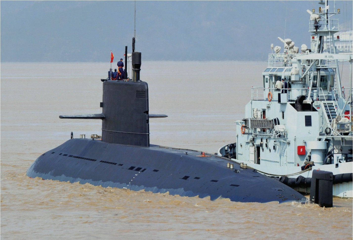 S26T is based on the PLAN Type 039A SSK