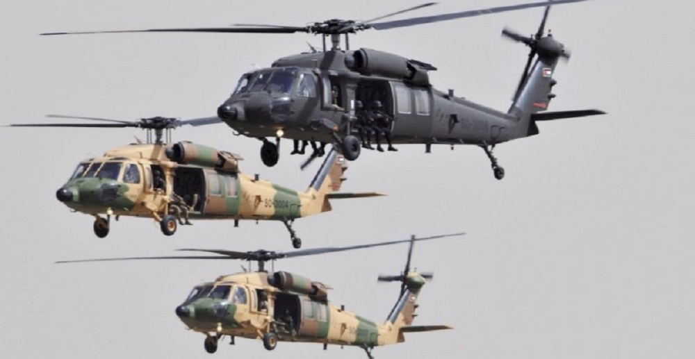 Sikorsky Awarded $26 Million Contract to Supply UH-60M Black Hawk for Jordan's Royal Squadron