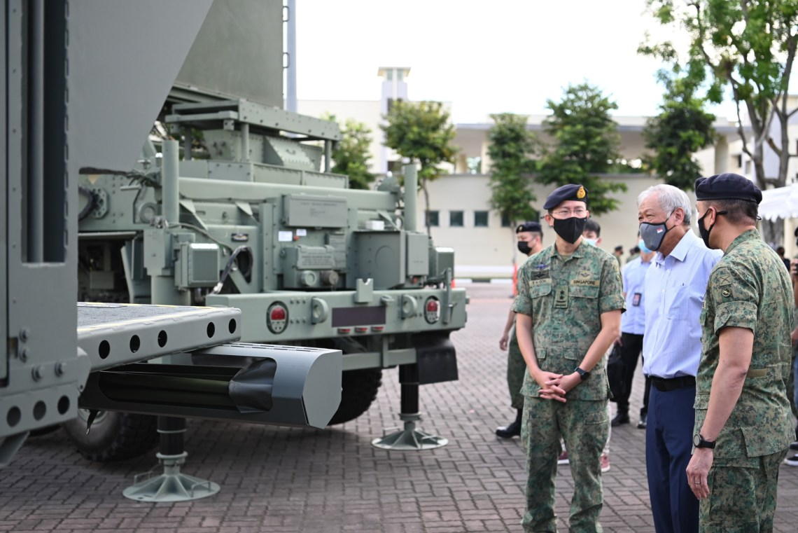 Singapore Ministry for Defence Commissioned Next Generation Platforms