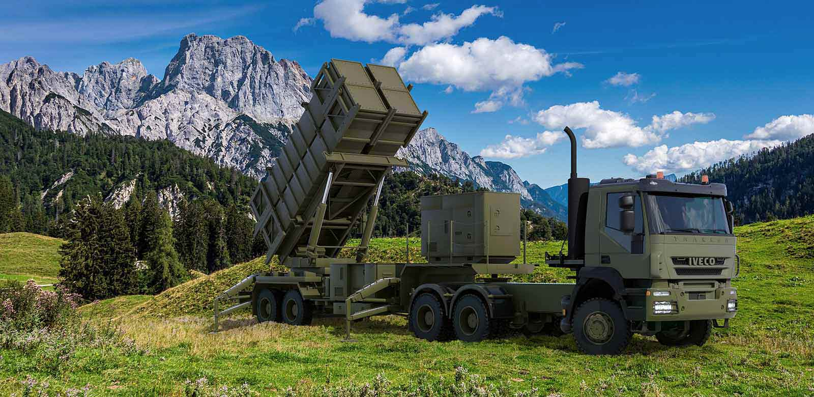 Switzerland Selects Patriot Configuration 3+ For Future Air Defense Requirements