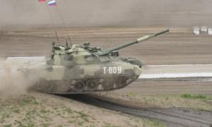 Omsktransmash T-80BVM Main Battle Tanks