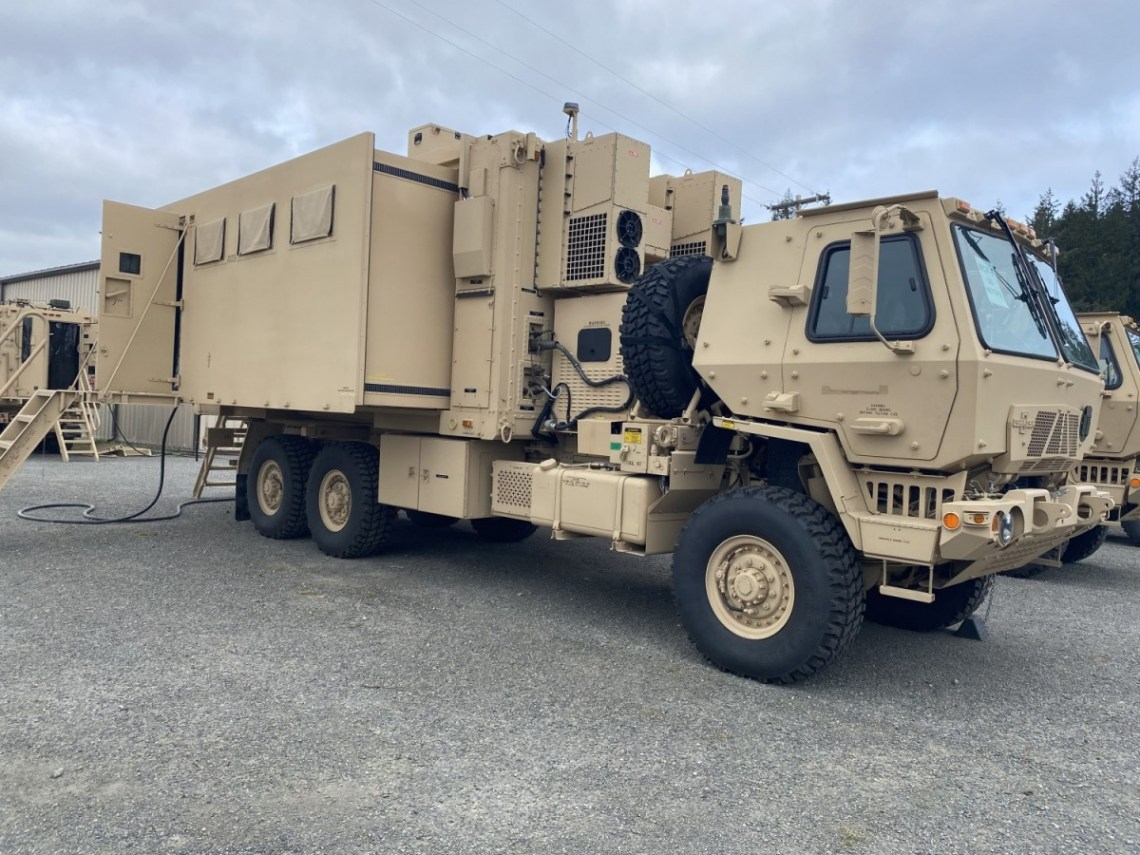 US Army Test Potential Army Command Post Prototypes at Joint Base Lewis-McChord