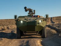 Textron Systems Cottonmouth Selected for US Marine Corps Advanced Reconnaissance Vehicle (ARV)