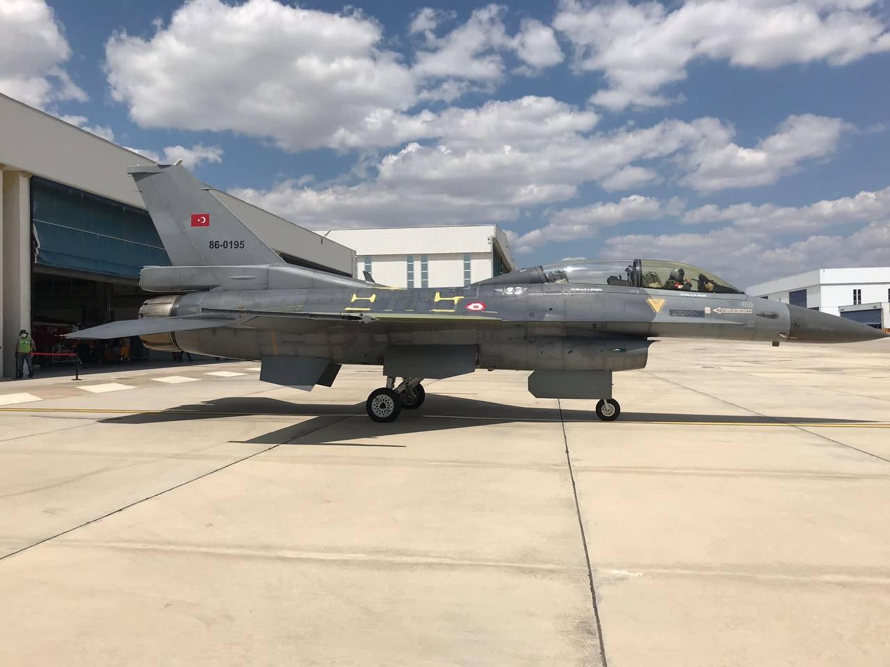 Turkish Aerospace Industries Launches F-16 Block 30 Life-extension Program