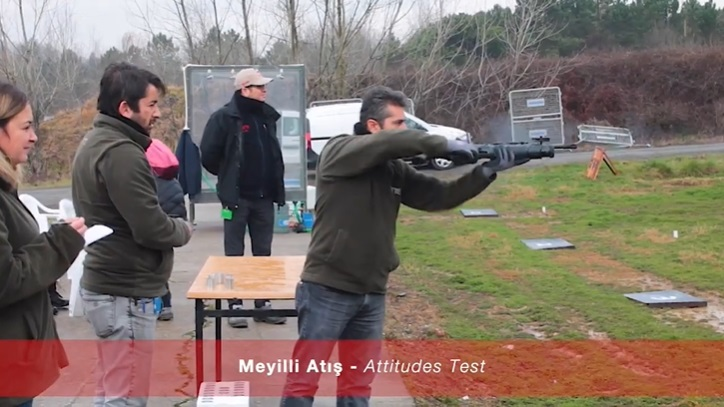 Ata Arms BA 40 Grenade Launcher - Qualification Testing