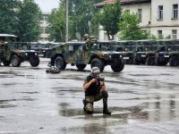 United States Donates Additional 21 Humvees to Armed Forces of Bosnia and Herzegovina