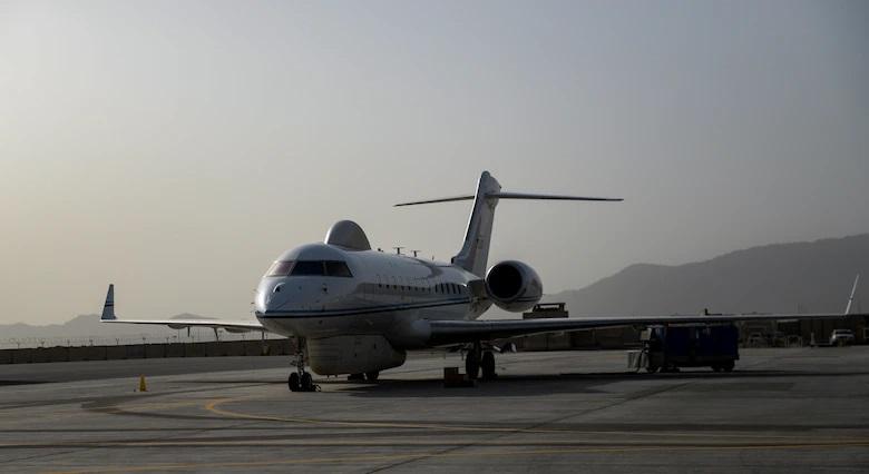 Bombardier E-11A Battlefield Airborne Communications Node (BACN)