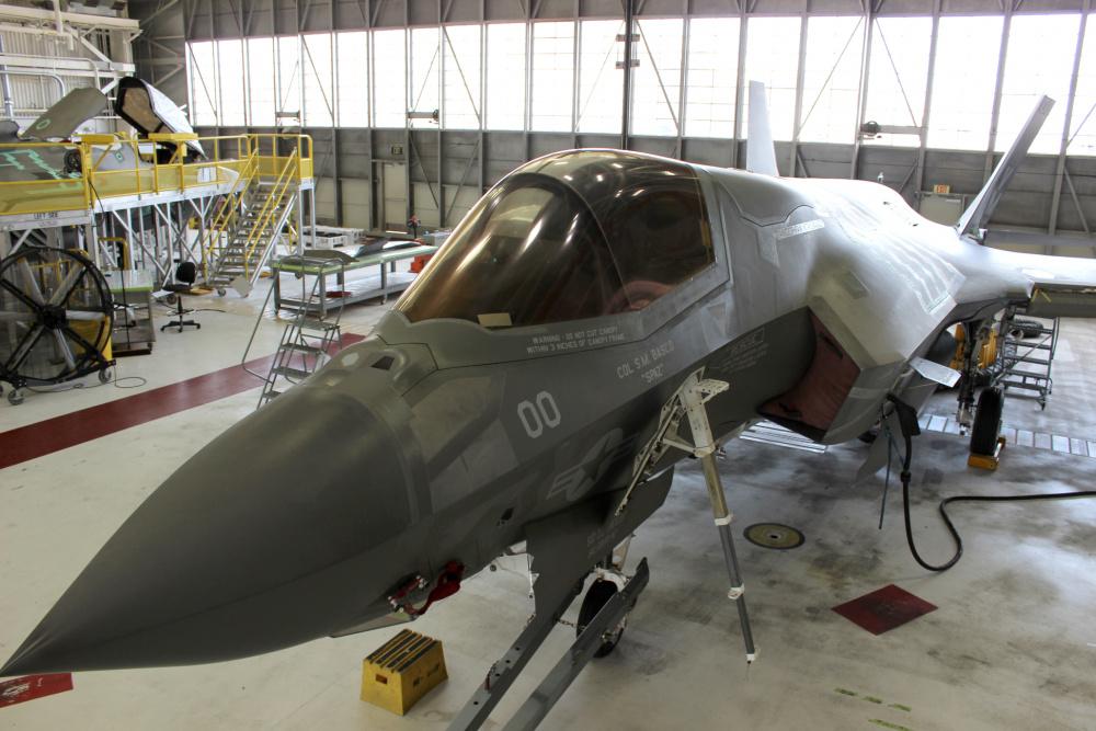 US Navy Fleet Readiness Center East (FRCE) Marks 100th F-35 Lightning II Induction