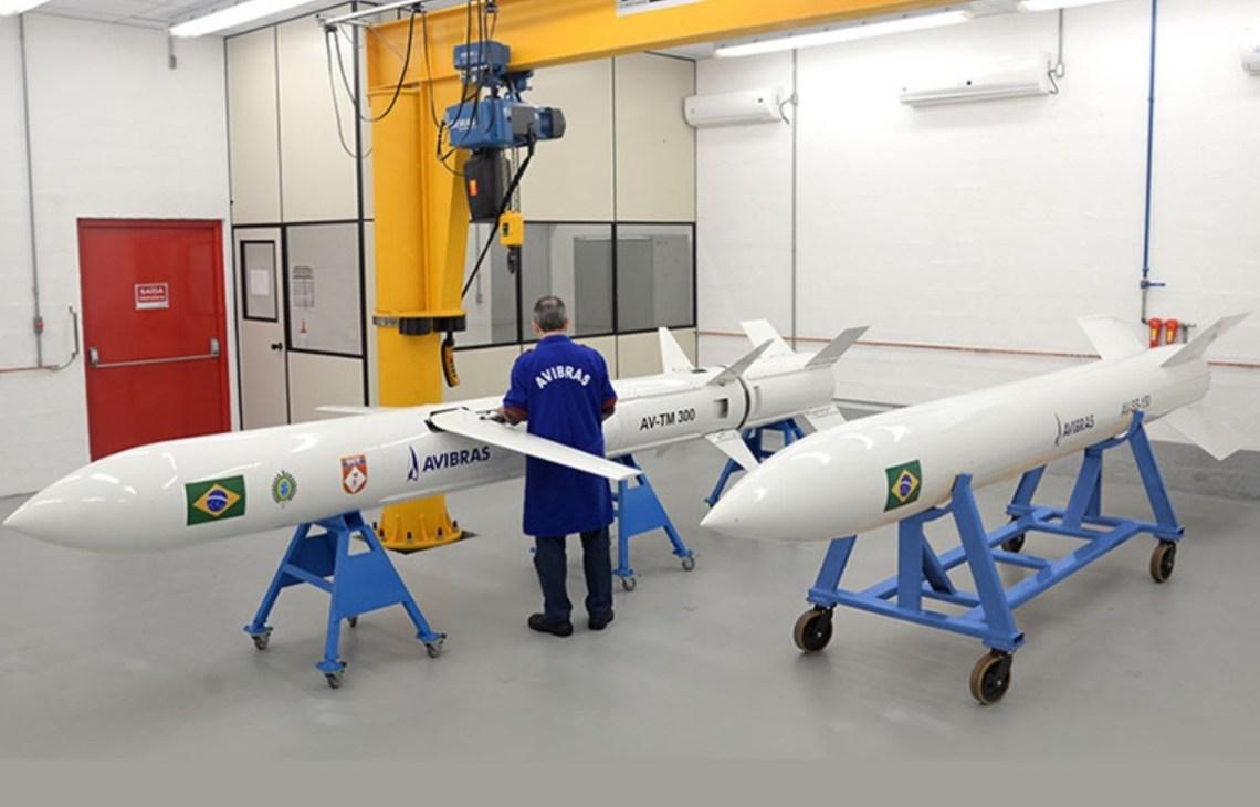 Avibras Astros Rocket Variants