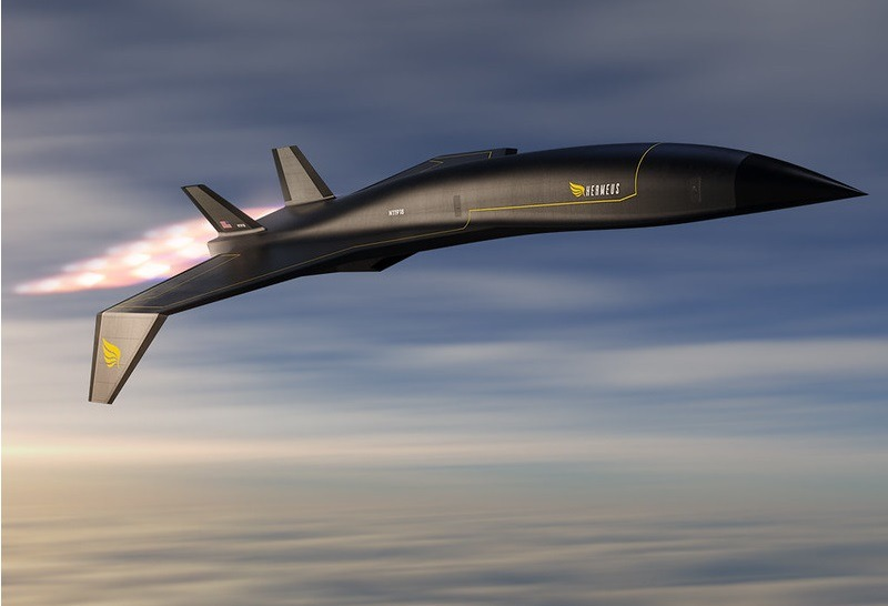 Quarterhorse Mach 5 Aircraft
