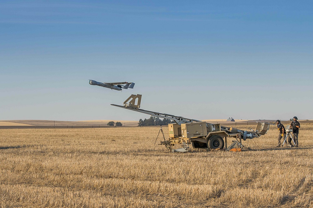 ScanEagle3 long-endurance, low-altitude unmanned aerial vehicle (UAV)