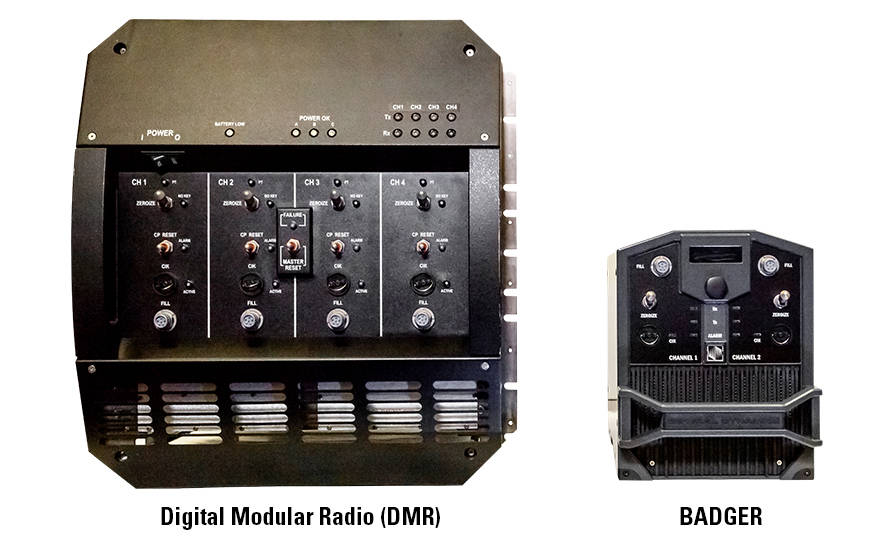General Dynamics Mission Systems Badger 2-channel Software-Defined Radio