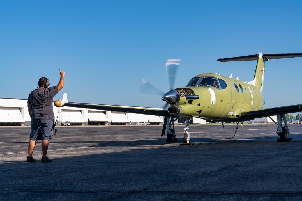 Beechcraft Denali Moves Closer to First Flight with Successful Ground Engine Runs