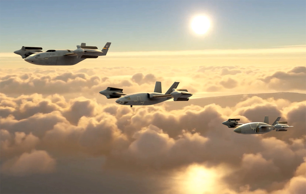 Bell Textron Unveils Military High-Speed Vertical Take-Off and Landing (HSVTOL) Concepts