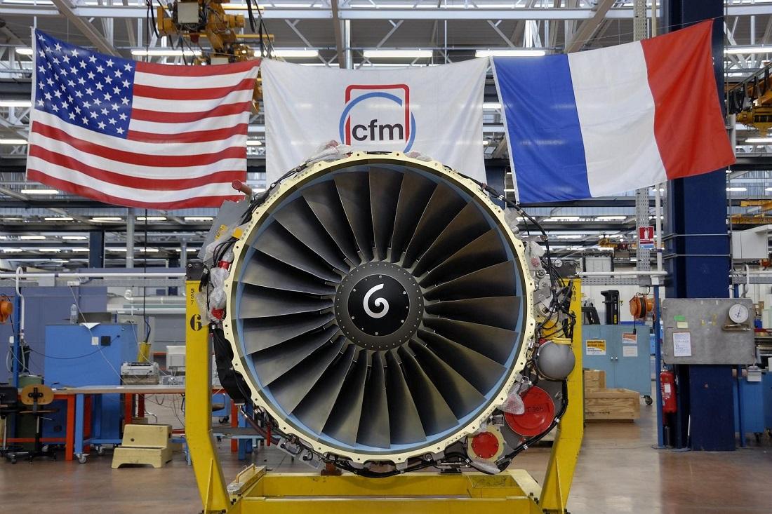 CFM International CFM56 series of turbofan engines