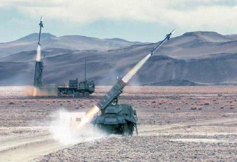 Rafael's SPYDER short and medium range anti - aircraft missile