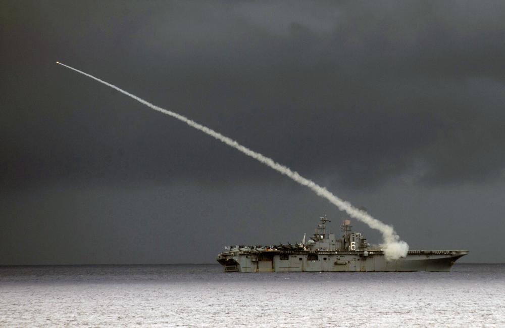 U.S. Navy Evolved Seasparrow Missile (ESSM) Block II