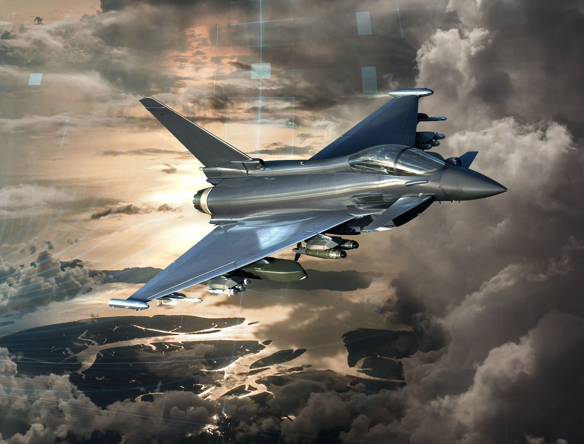 NETMA and Eurofighter Agree Next Capability Enhancement Contract for Eurofighter Typhoon