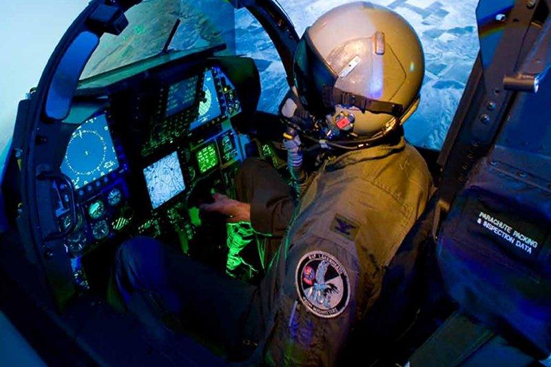 Boeing's F-15E Mission Training Centers (MTC)