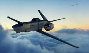 General Atomics Aeronautical Systems Inc Unveils Sparrowhawk Small Unmanned Aircraft System (SUAS)
