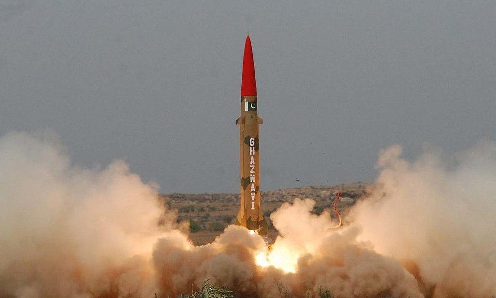 Ghaznavi (Hatf–III Ghaznavi) Hypersonic surface to surface short range ballistic missile