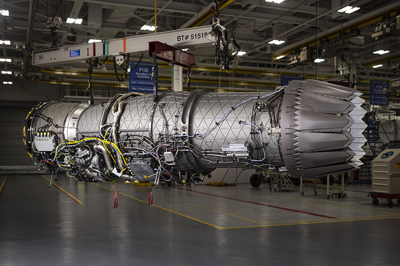 StandardAero announced today that it has successfully achieved all Initial Depot Capability (IDC) requirements for the repair and overhaul of the Pratt & Whitney F135 engine, which powers all three variants of the 5th Generation F-35 Lightning II fighter aircraft.