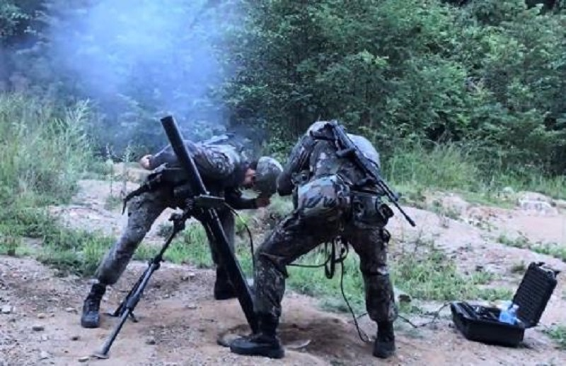 New 81-mm Mortar-II System Delivered for Republic of Korea Army