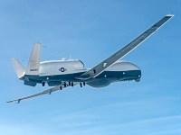 Northrop Grumman MQ-4C Triton Completes First Flight in Multi-Intelligence Configuration