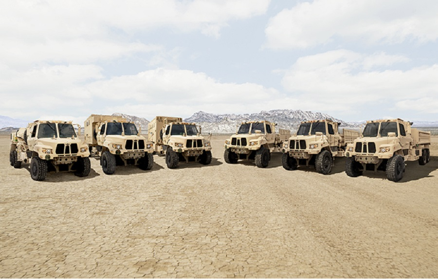 Oshkosh Defense Receives Order for Family of Medium Tactical Vehicles (FMTV) A2