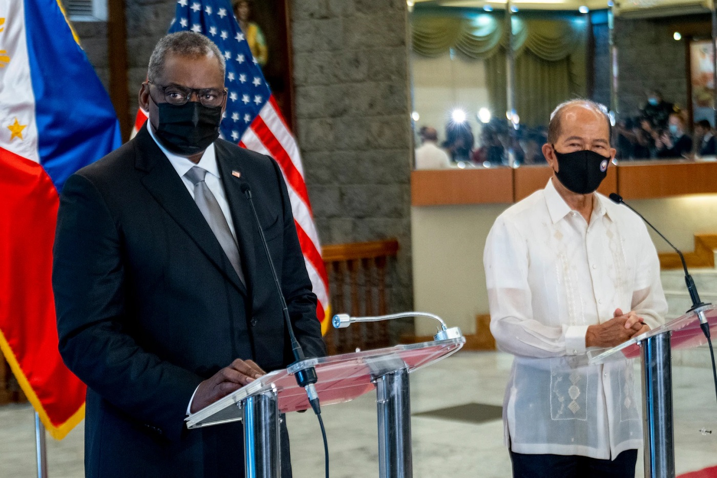 Philippine President Restores Visiting Forces Agreement (VFA) with the United States