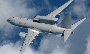 Republic of Korea Air Force 737 AEW&C airborne early warning and control aircraft