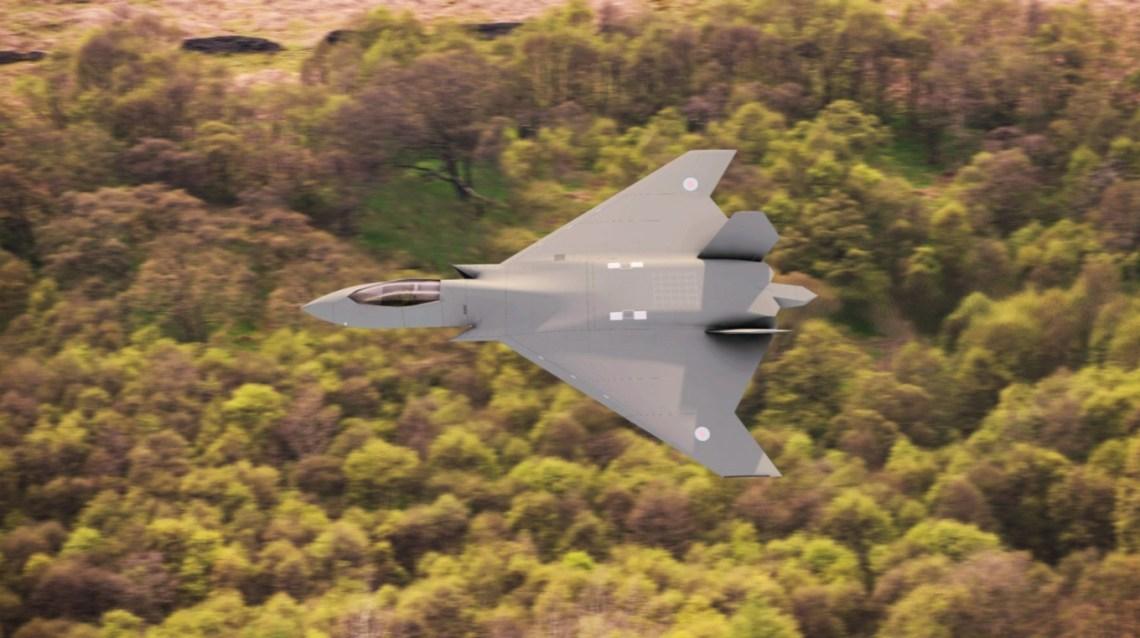 Tempest Future Combat Air System (FCAS)