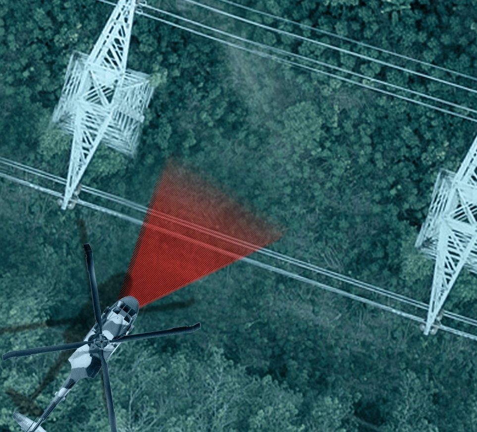 HETS Active Helicopter Obstacle Detection System