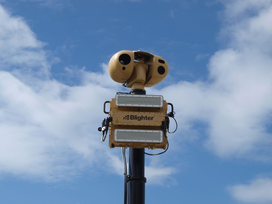 UK's Blighter Unveils B400 Target Acquisition Radars for Fleet of Armoured Fighting Vehicles
