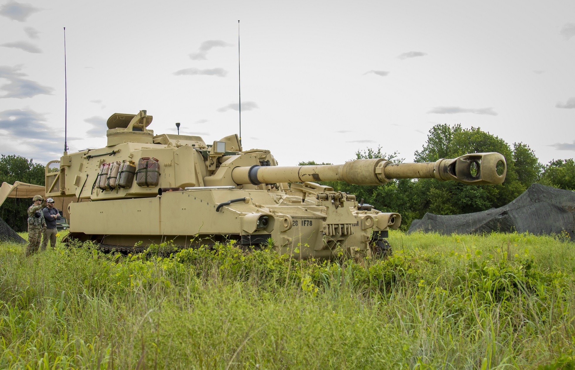 US Army Selects Eckhart to Improve M109 Self-Propelled Howitzer Loading Automation