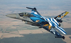 US State Department Clears Greece to Buy F-16 Sustainment Materiel and Related Equipmen