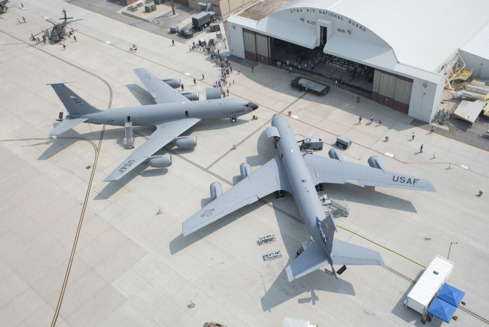Utah Air National Guard and Collins Aerospace Demonstrates Multi-domain Battlespace Connectivity on KC-135