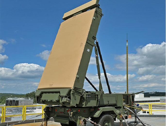 Northrop Grumman Ground/Air Task-Oriented Radar (G/ATOR)