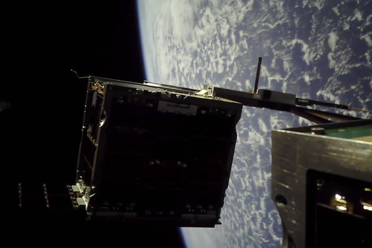 Australian Department of Defence Tests M2 Satellite Mission in Space