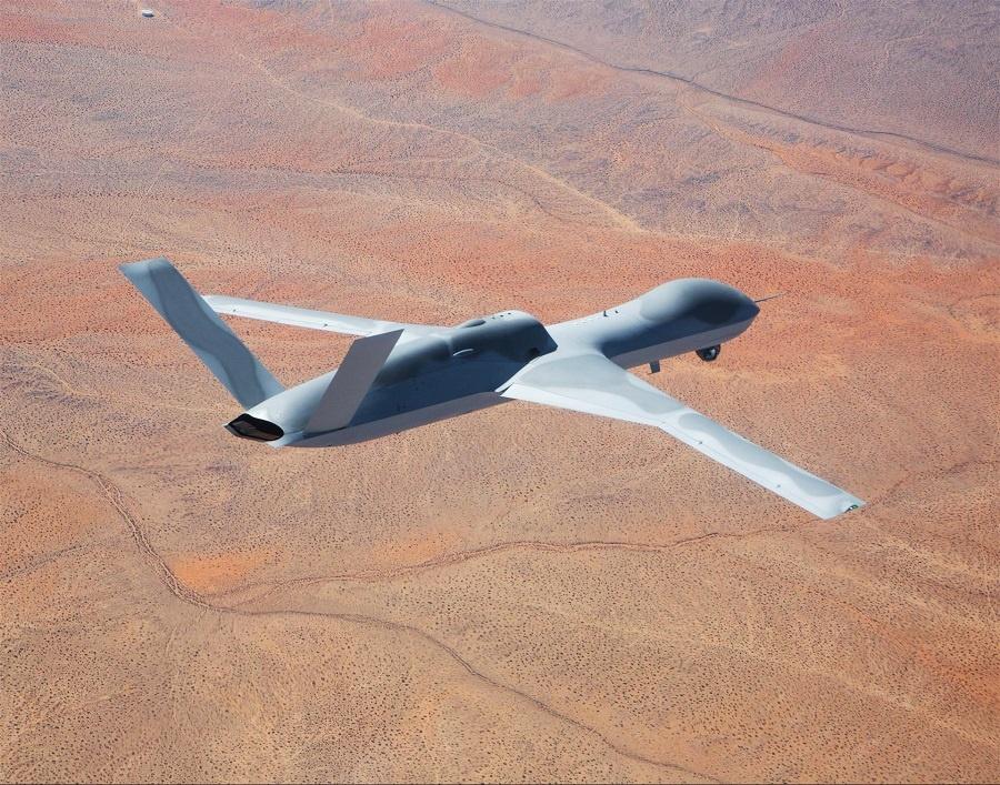 General Atomics MQ-20 Avenger (Predator C)