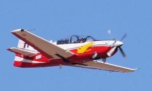 Hindustan Aeronautics Limited HTT-40 Basic Trainer Aircraft Ready for Certification Clearance