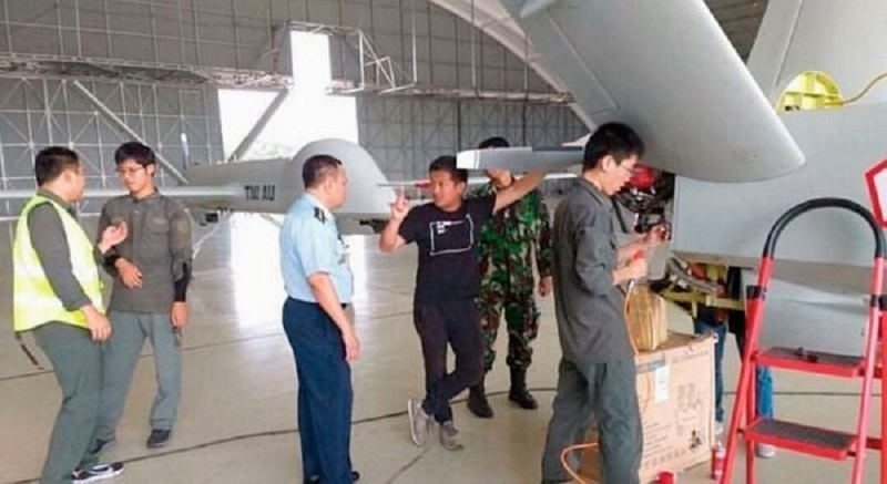 Indonesian Ministry of Defence Awards Airworthiness Approval to Air Force CH-4B UCAV